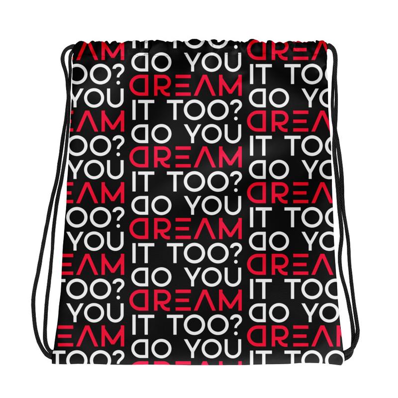 Drawstring bag - LAVA SUIT
