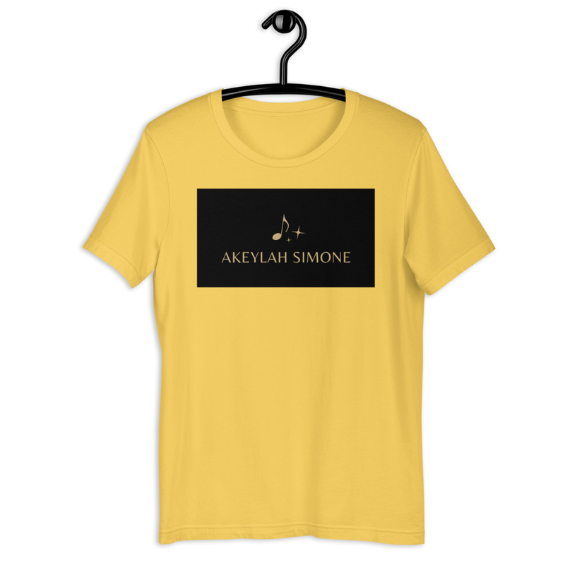 AKEYLAH SIMONE- Unisex Premium T-Shirt | Bella + Canvas 3001