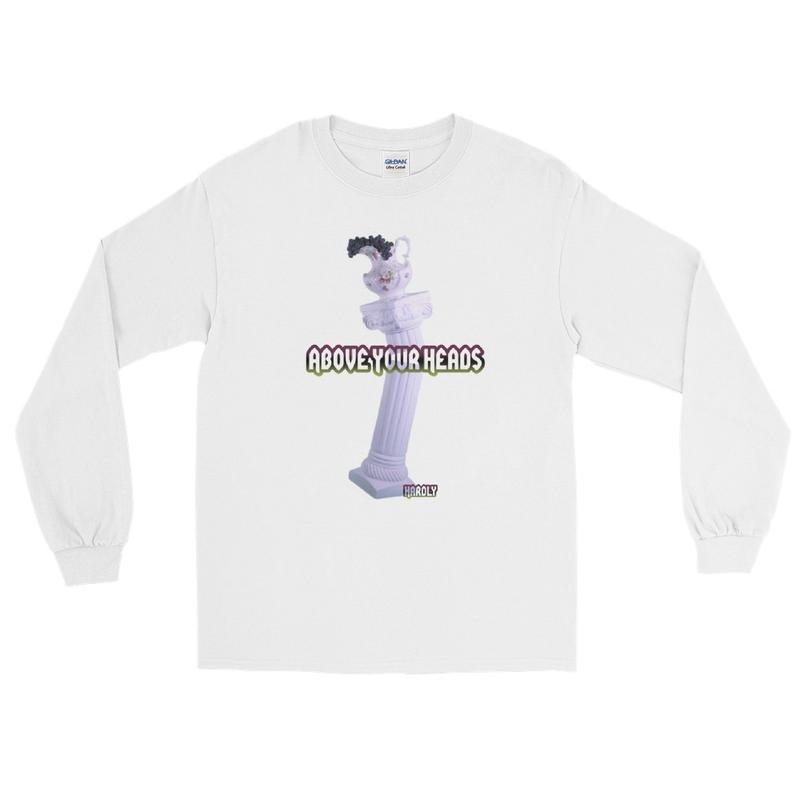 Pitcher & Pillar Long Sleeve (Front Print Only)