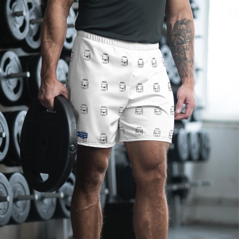 Athletic Long Shorts Multiple Whey (Men)