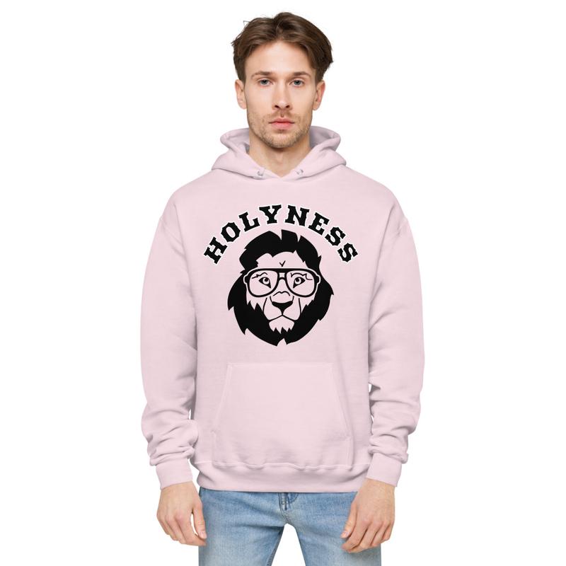 HOLYNESS Unisex Fleece Hoodie