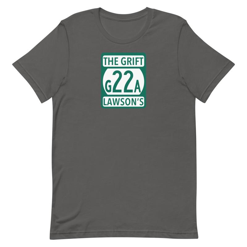 G22A Short-Sleeve Unisex T-Shirt