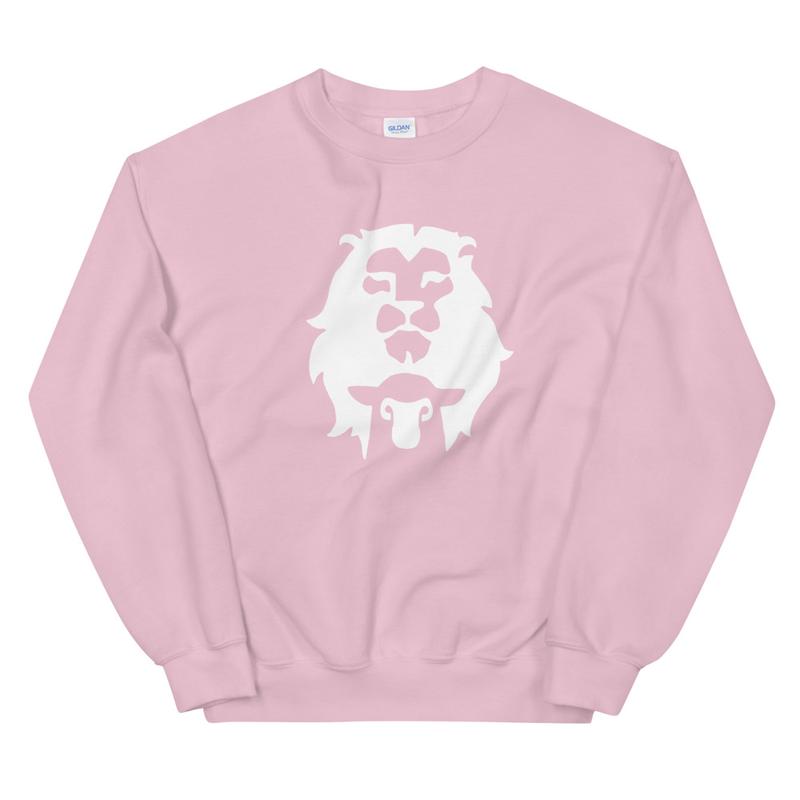 Lion & Lamb Sweater