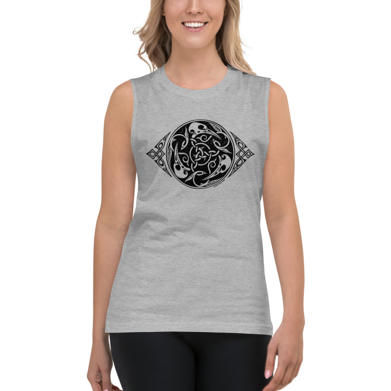 Crows Muscle Shirt