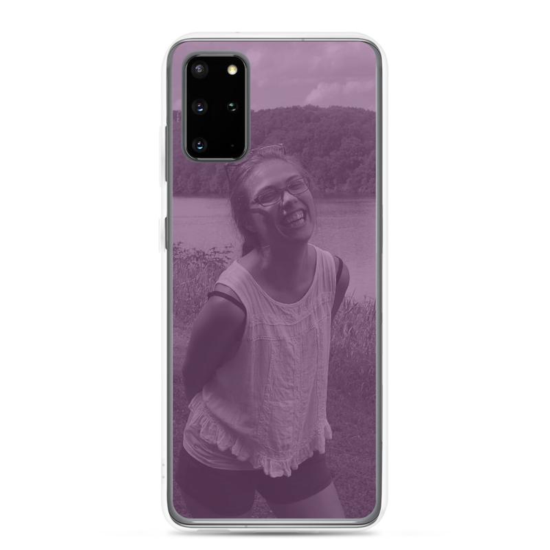 Left Off Samsung Case