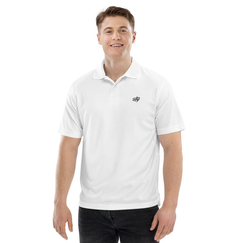 32AD - Men's Champion Polo (White)
