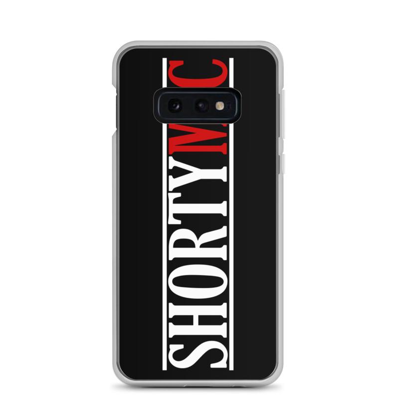 Shorty Mic, Black Samsung Phone Case