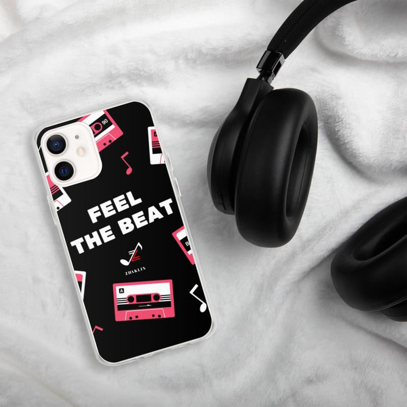 Zhaklin iPhone Case