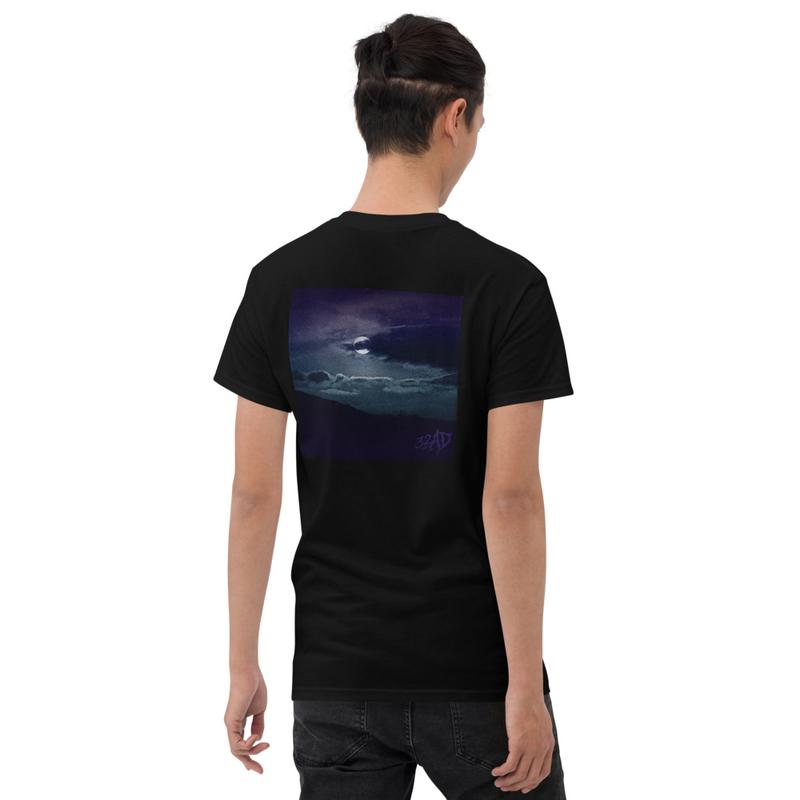 32AD - Men's Classic T-Shirt (Thief Art - Backside)