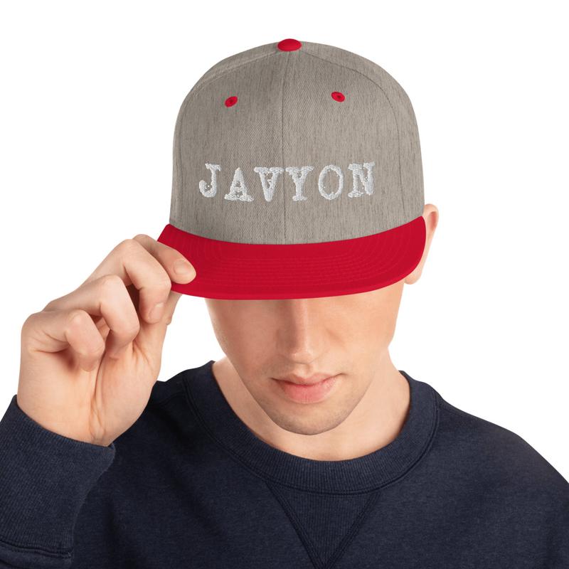 Javyon Snapback Hat