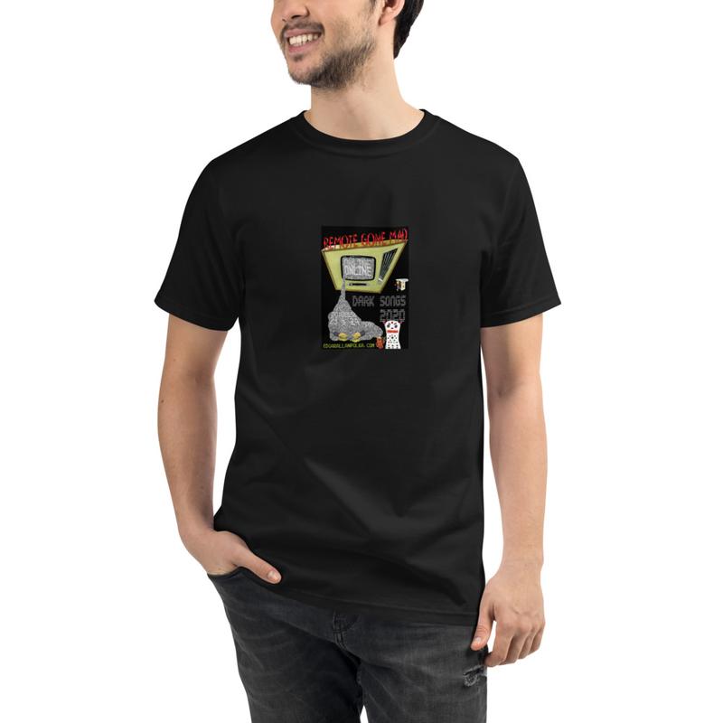Dark Songs 2020 Unisex Organic T-Shirt