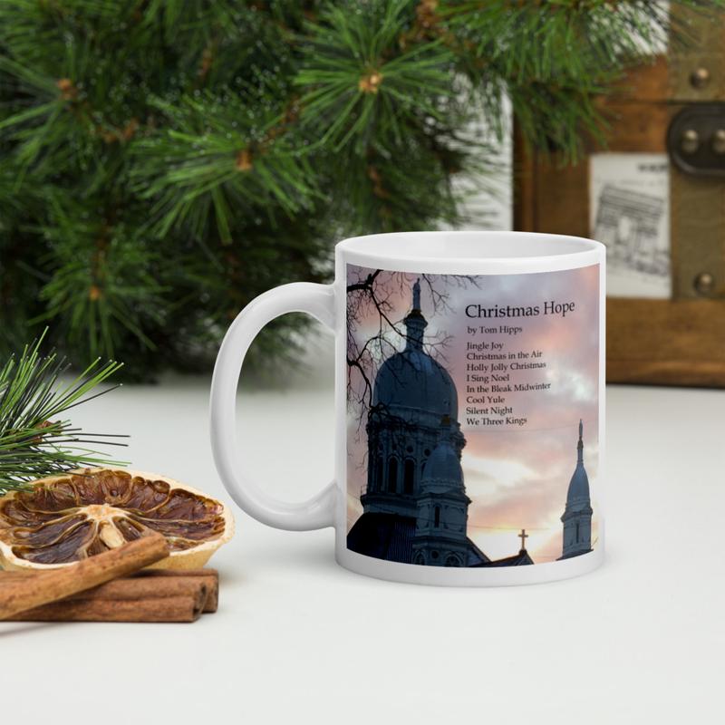 'Christmas Hope' Mug