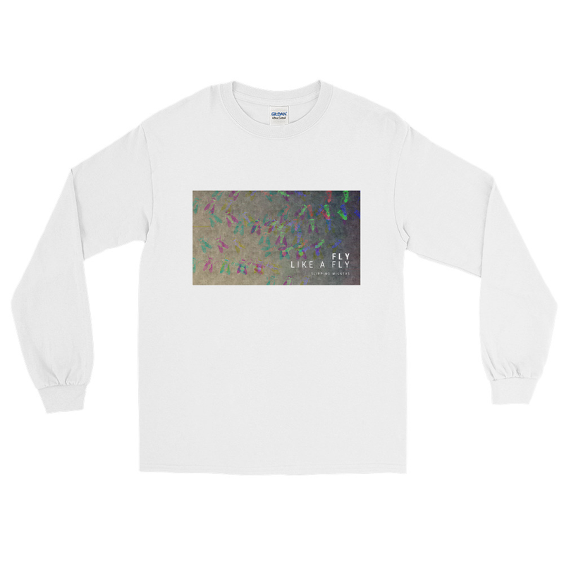'Fly Like a Fly' Classic Fit Long Sleeve Shirt