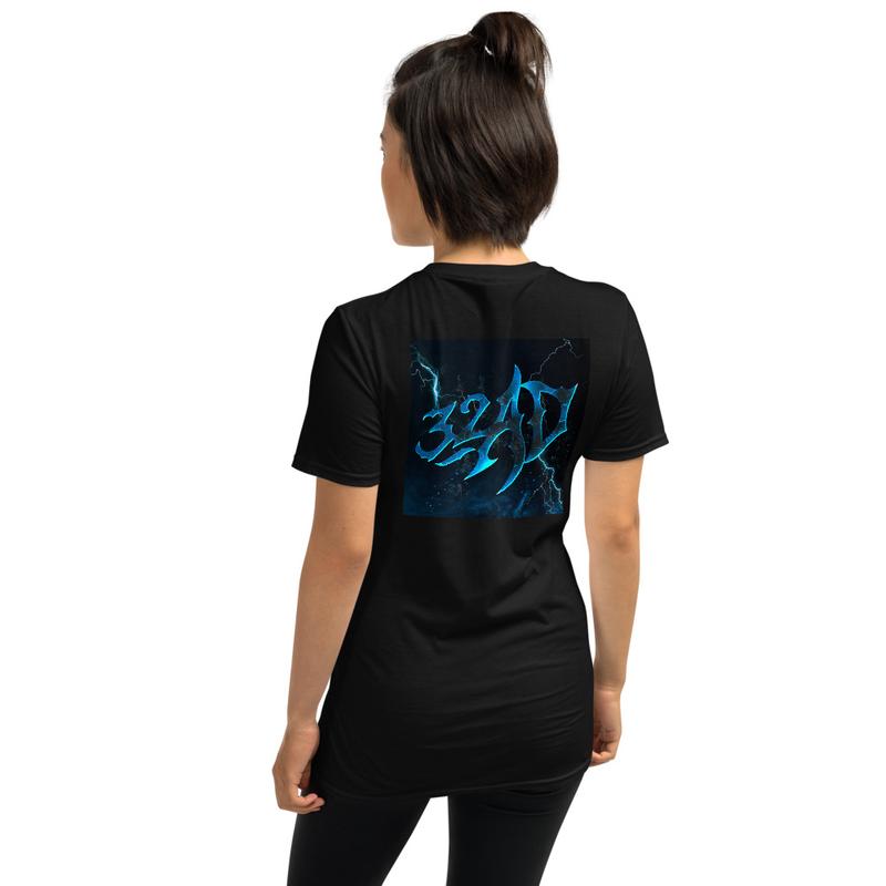 32AD - Short-Sleeve Unisex T-Shirt (TotE Art - Backside)