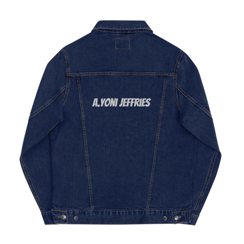 Exclusive AJ Denim Jacket
