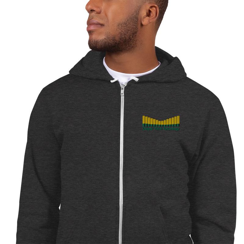 Deeper Vision - American Apparel Hoodie sweater
