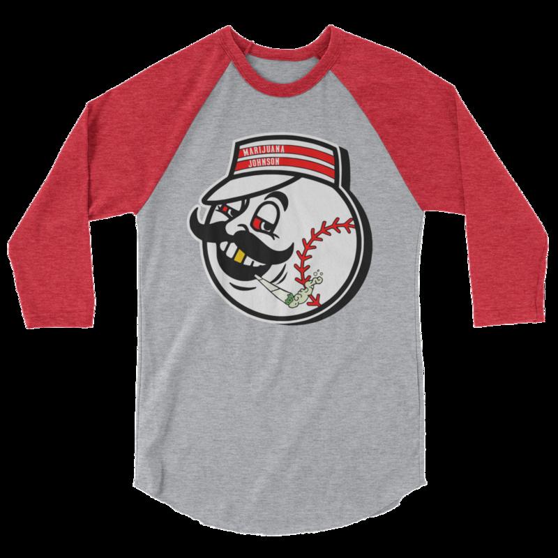 Mr. Redeyes Baseball Shirt