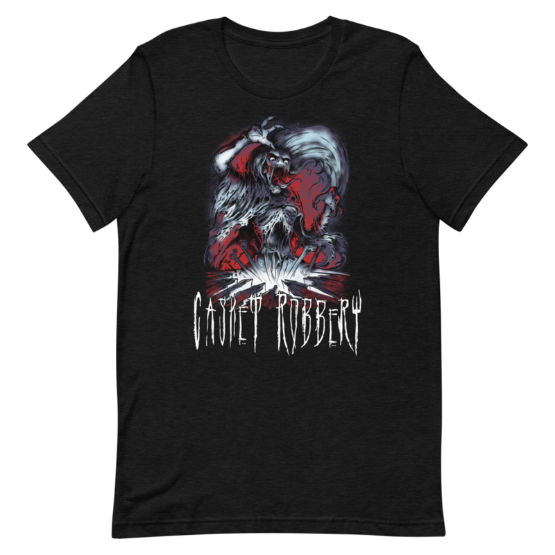 Necromancer Tee - Front and Back Print