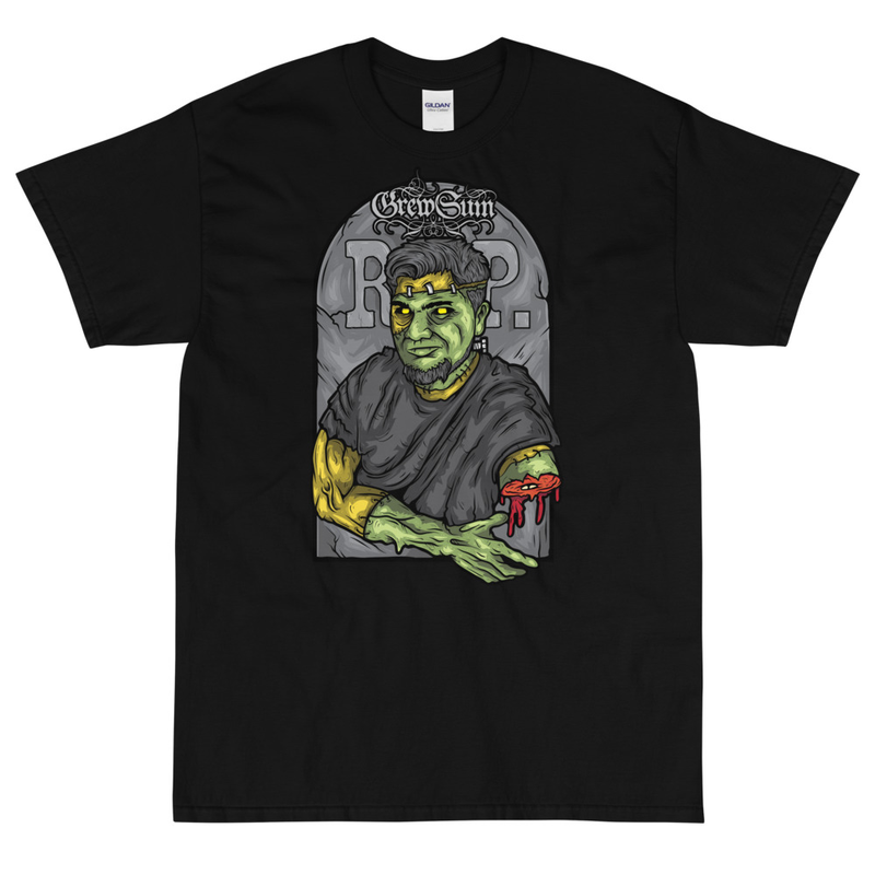 GrewSum - Spare Parts T-Shirt