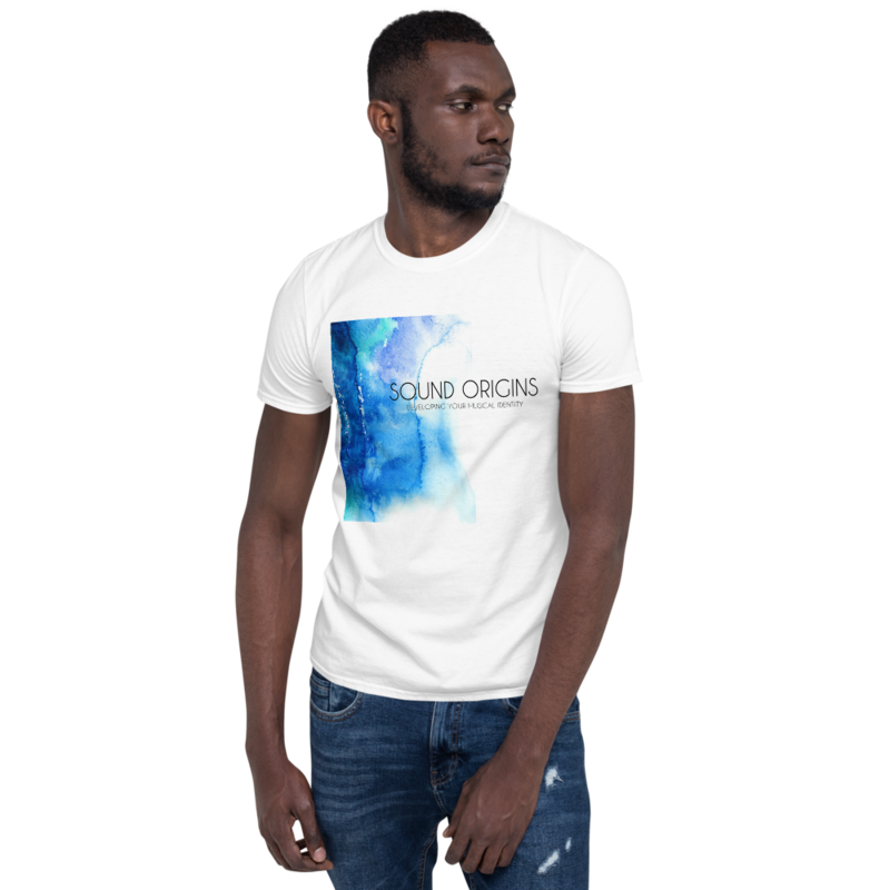 Sound Origins Short-Sleeve Unisex T-Shirt