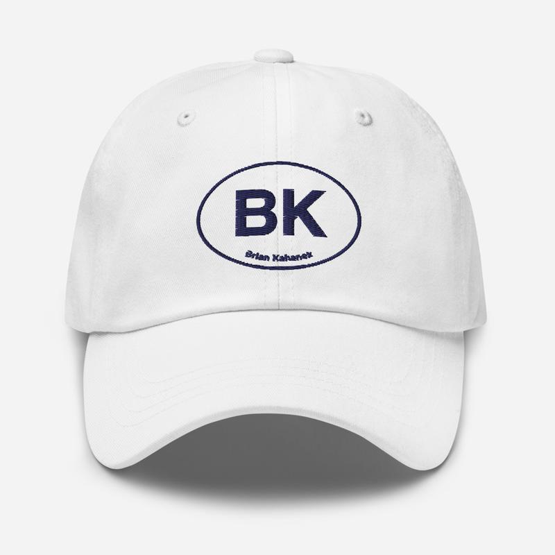 BK Travel Classic Hat - White