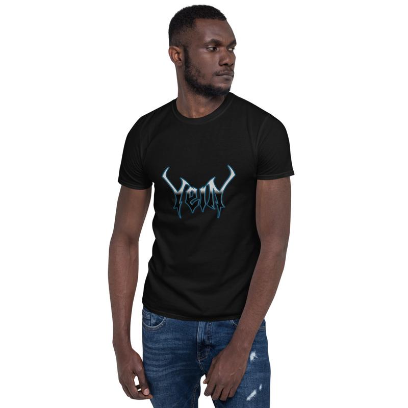 VeiN blue Short Sleeve Unisex T-Shirt