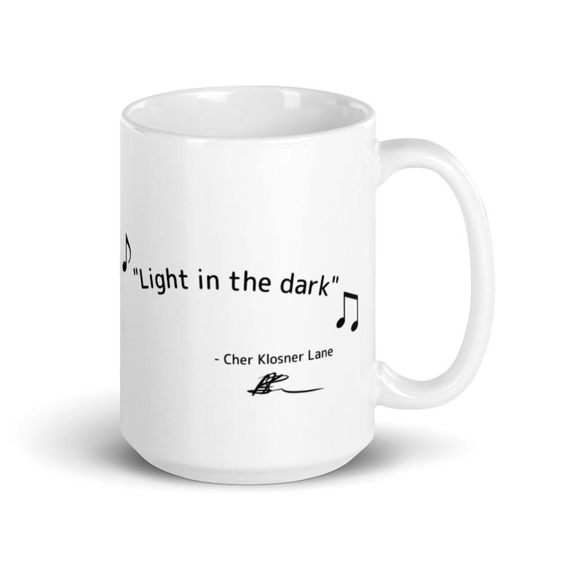 Mug - Light in the Dark