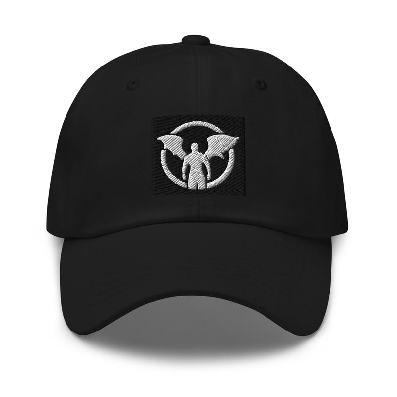 """""""TD Standing Man Logo"""" Cap"""