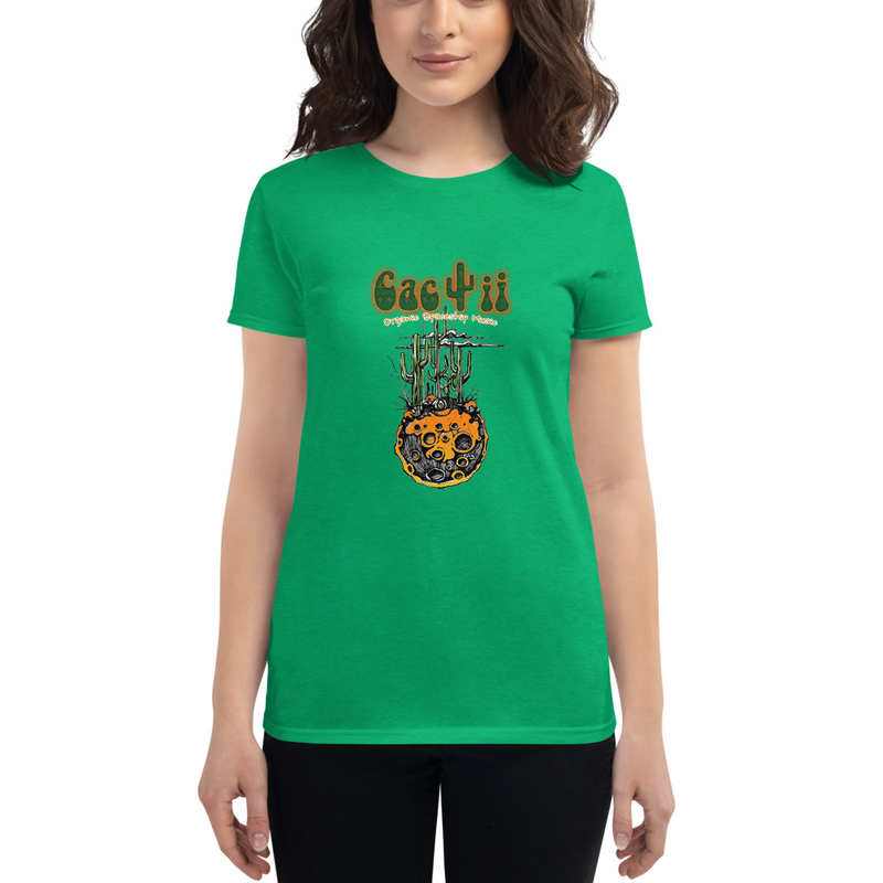 Cactii Women's short sleeve t-shirt