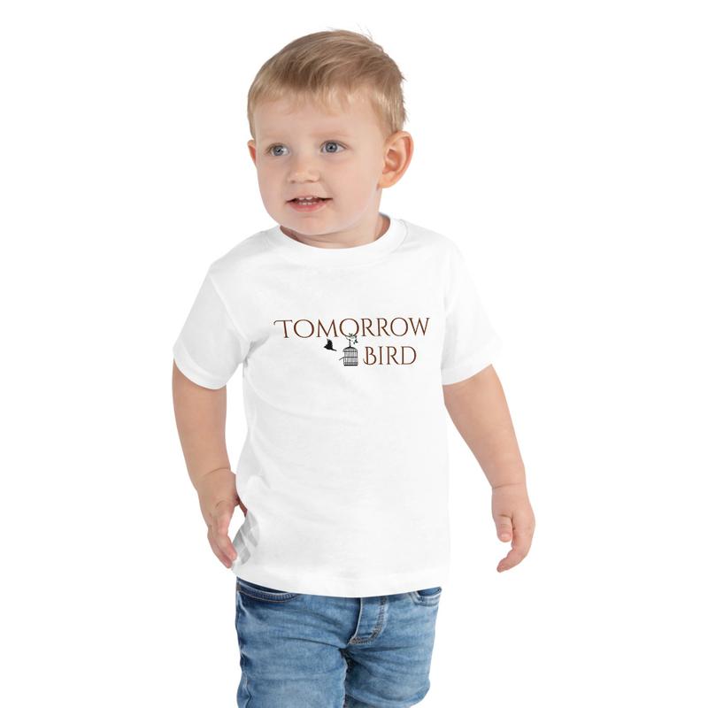 """LOGO"" Toddler Short Sleeve Tee"