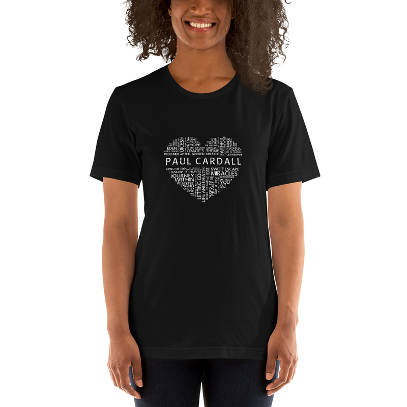 Paul Cardall Short-Sleeve Unisex T-Shirt