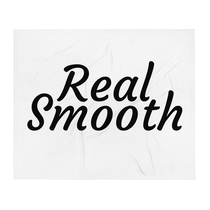 Real Smooth Logo - Blanket