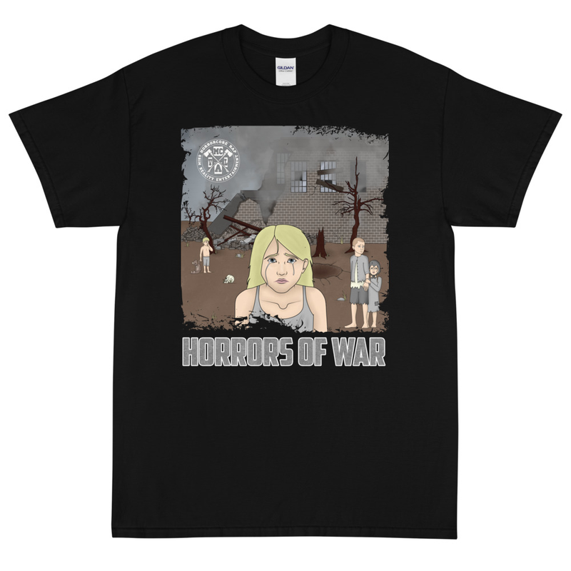 "Men's MC Val ""Horrors Of War"" Graphic T-Shirt"