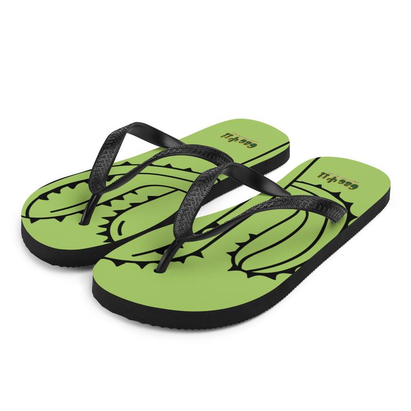 Cactii Flip-Flops