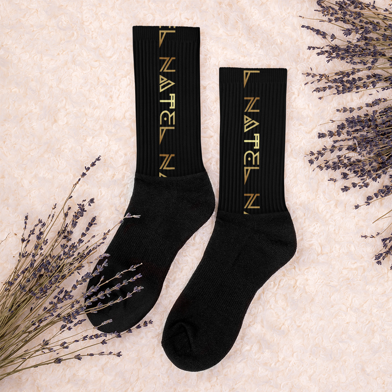 NATEL Socks (Black)