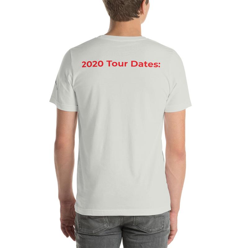 The Reflex: 2020 Tour Tee