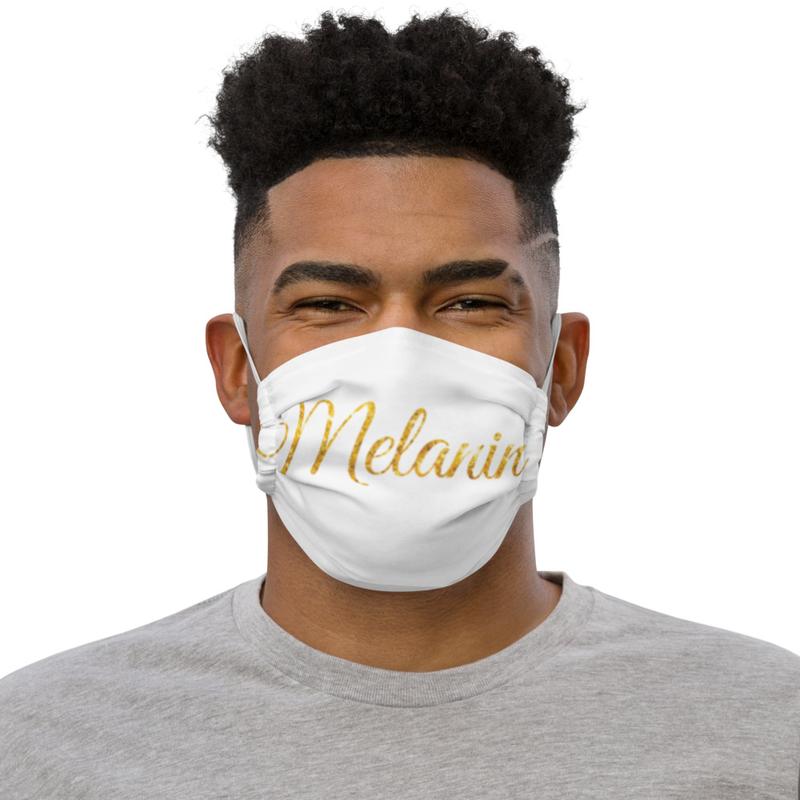 Melanin Premium Face Mask