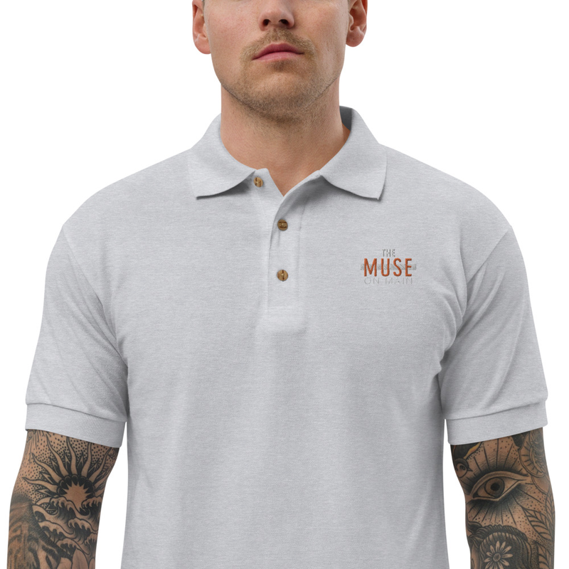 tMoM - Embroidered Polo Shirt