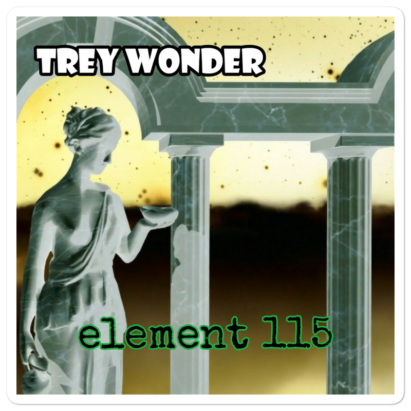 Trey Wonder - element 115