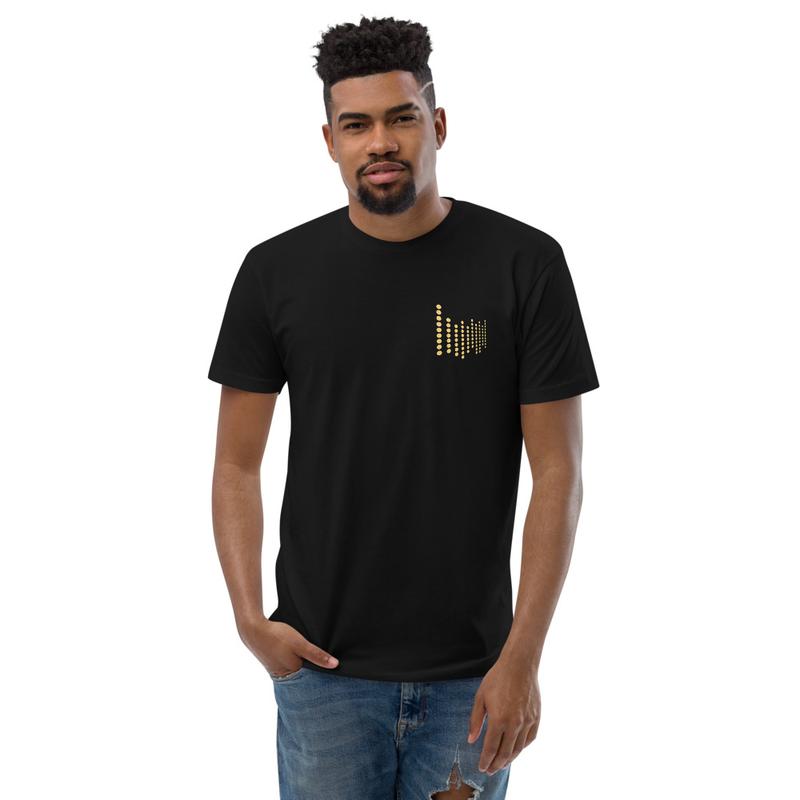 Gold Dots Short Sleeve T-shirt