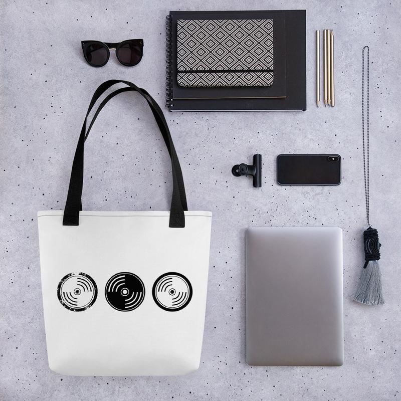 Tote bag - White Vinyl