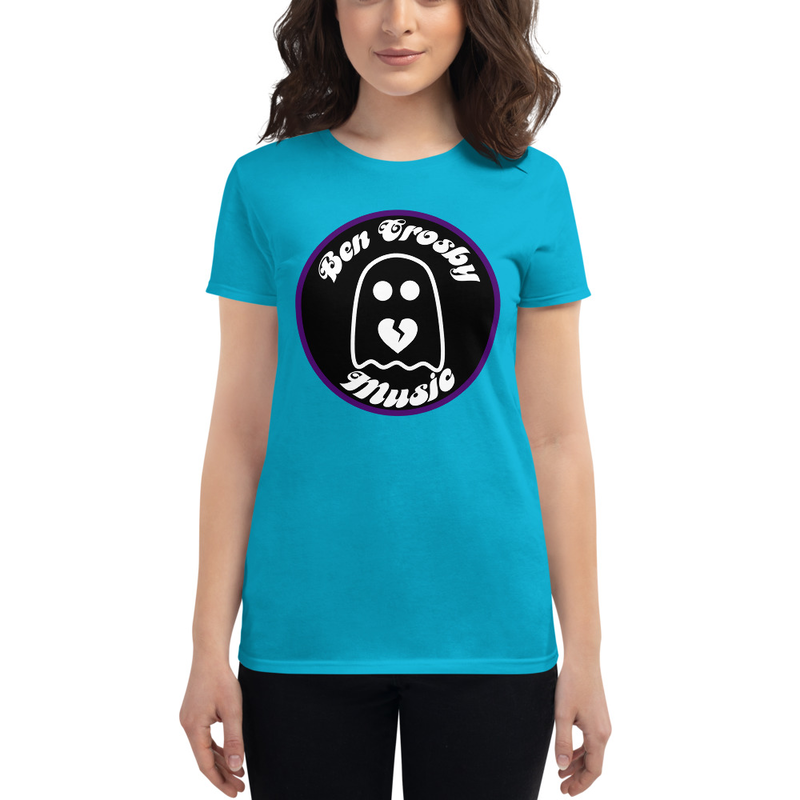 """""""Ghost"""" T-Shirt Ladies (7.95 Shipping)"""