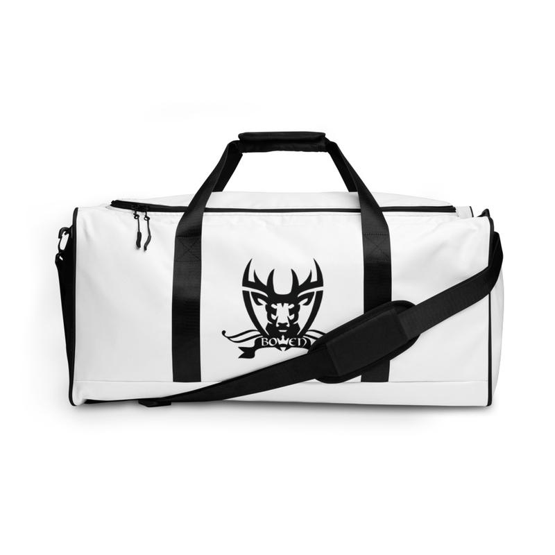 BOWEN Stag Logo Duffle bag