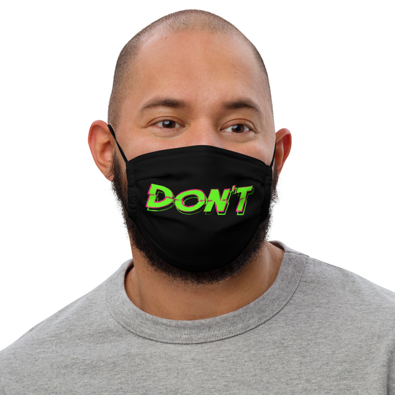 Don't face mask