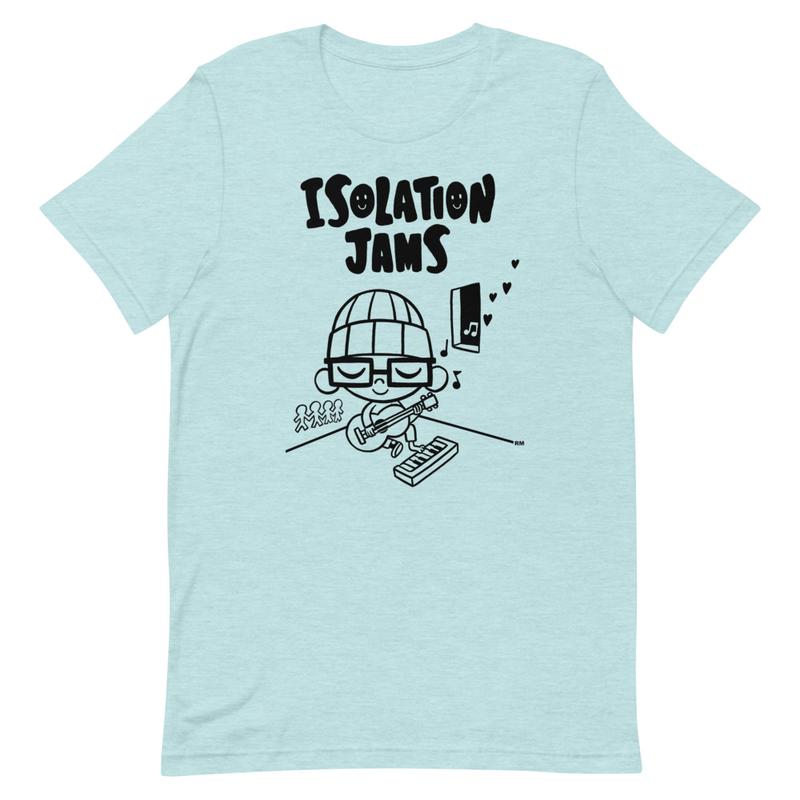 Rhode Montijo's Isolation Jams (Black Design)