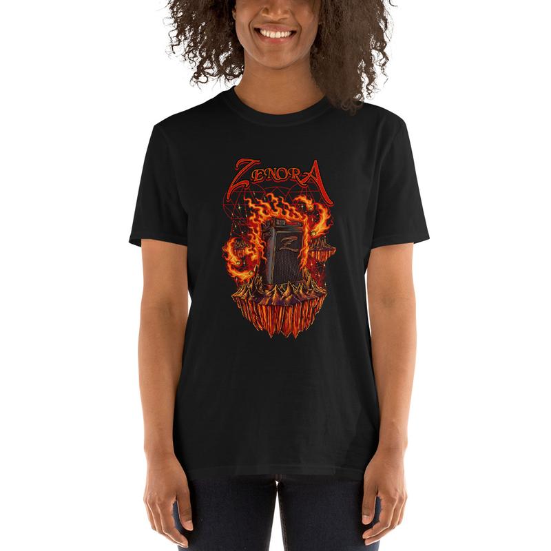 Fire Logo Unisex T-Shirt