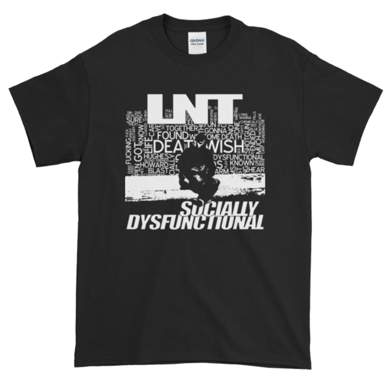 Socially Dysfunctional T-shirt