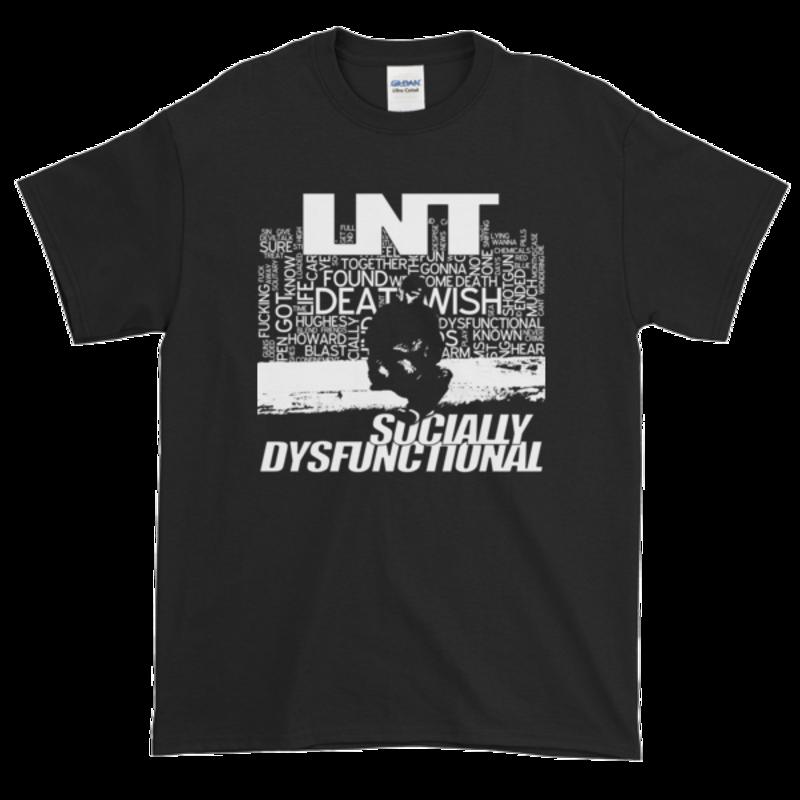 Socially Dysfunctional T-shirt