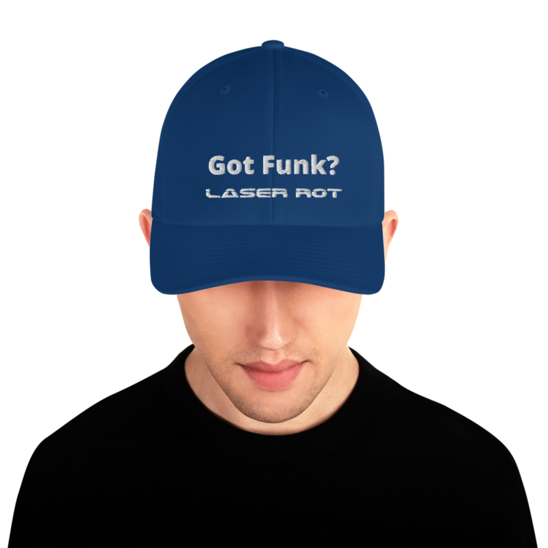 Got Funkl Structured Twill Cap