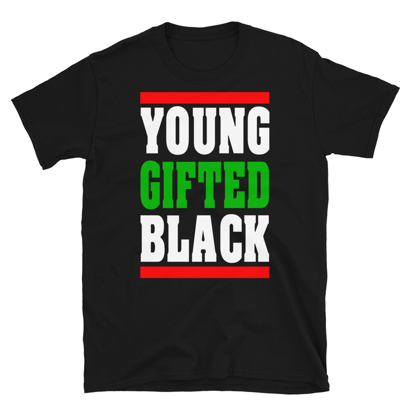 Young Gifted Black RBG Tee